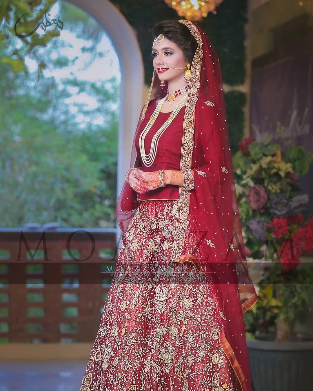 Beautiful Pakistani Bridal Dresses: Pakistani Bride, Bridal Wear