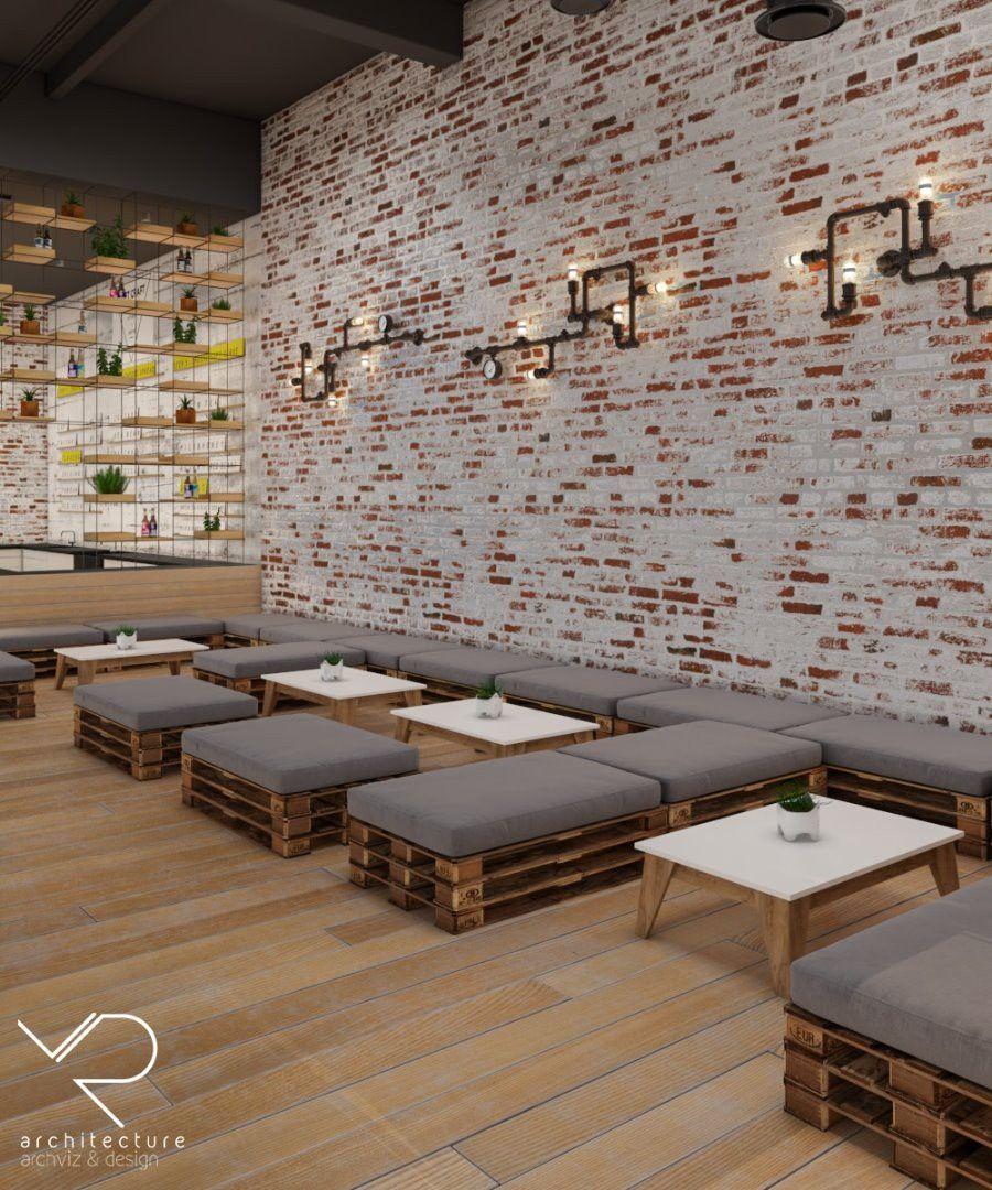 diy restaurant decor, Restaurant & Cafe Design Inspiration ...