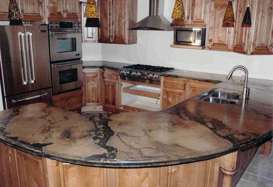 cost to refinish granite countertops