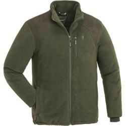 Photo of Pinewood Harrie Herren Vliesjacke grün Xxl PinewoodPinewood