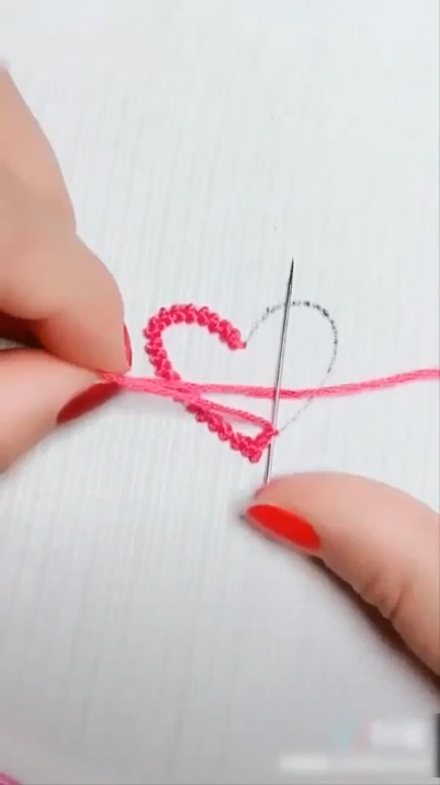 Learn how to make super easy embroidery trick #embroidery #tricks #ideas #easy #patterns #creativeideas
