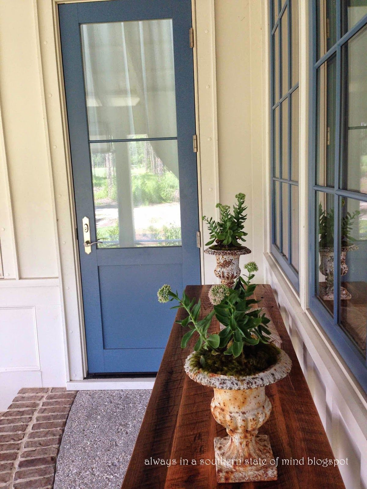 Outside window design ideas  always in a southern state of mind letus look outside at the