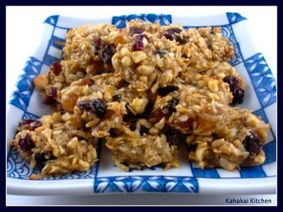 Kahakai Kitchen: Tropical Oatstacks (with Mixed Dried Berries): A Healthy, Unique Cookie Treat From Mark Bittman #markbittmanrecipes Kahakai Kitchen: Tropical Oatstacks (with Mixed Dried Berries): A Healthy, Unique Cookie Treat From Mark Bittman #markbittmanrecipes