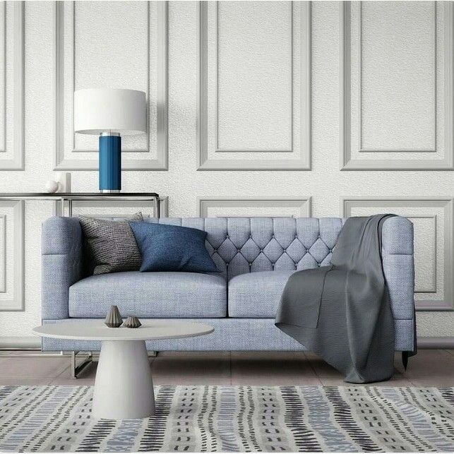 This couch is talking luxury. Having this in your living room means that you should be treated like a princess 👸 #luxury #livingroom #luxuryliving