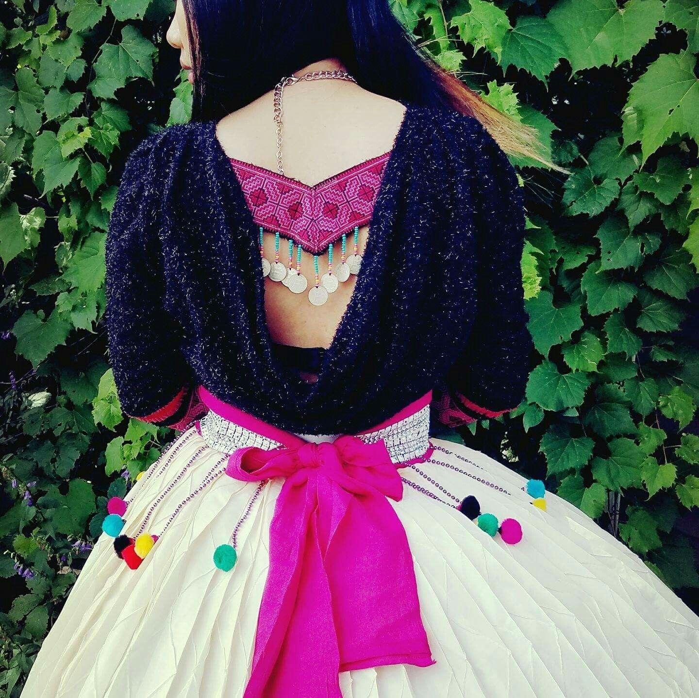 Hmong clothes fashion sale kue 15