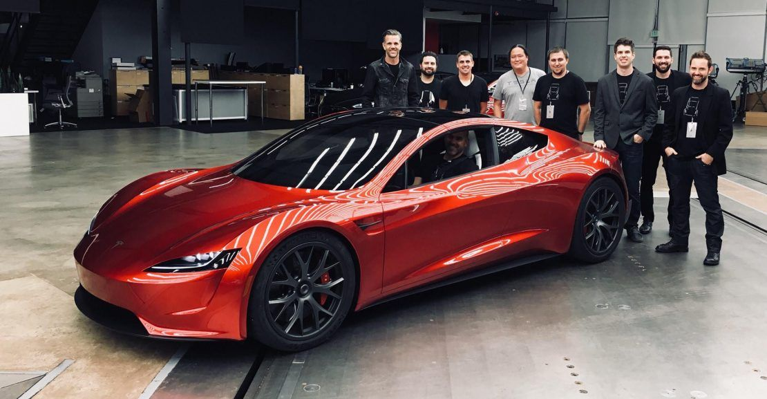 Space X Package Will Add Small Rocket Thursters To 2020 Tesla Roadster Tesla Roadster New Tesla Roadster Roadsters