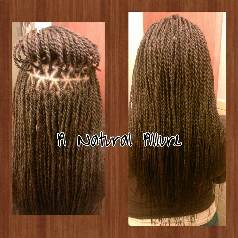 Pin on A Natural Allure Senegalese Twists