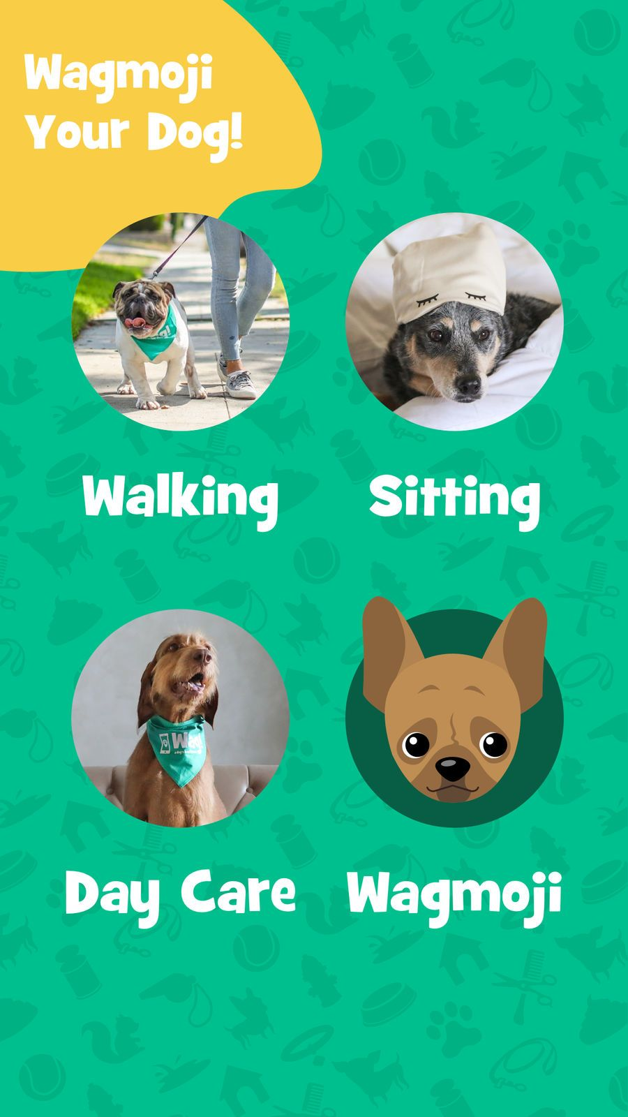 Wag! Instant Dog Walkers TravelLifestyleappsios