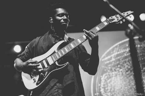 Tosin Abasi Animals As Leaders Tosin Abasi Guitar Music