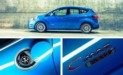 2013 Ford C Max Energi Plug In Hybrid Max Plugs Ford