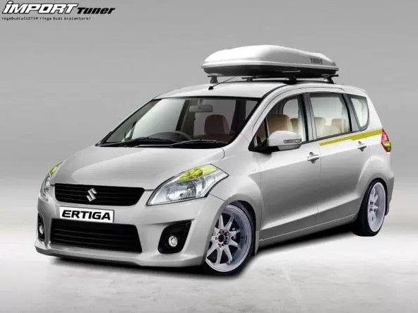 Foto Gambar Modifikasi Mobil Suzuki R 3 Elegan Keren Menginspirasi