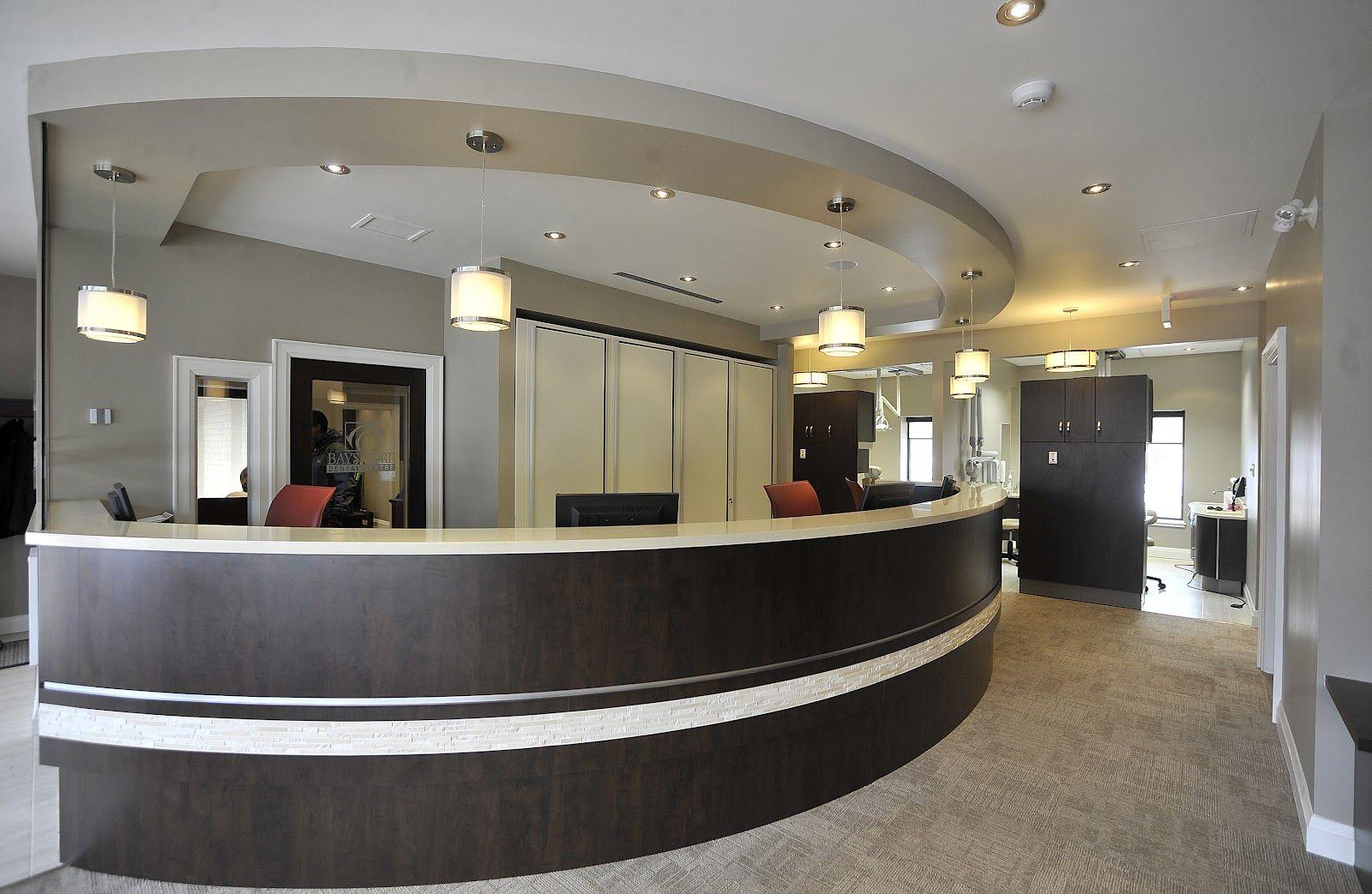 CATHERINE STAPLES INTERIORS: Bayshore Dental Office Renovation