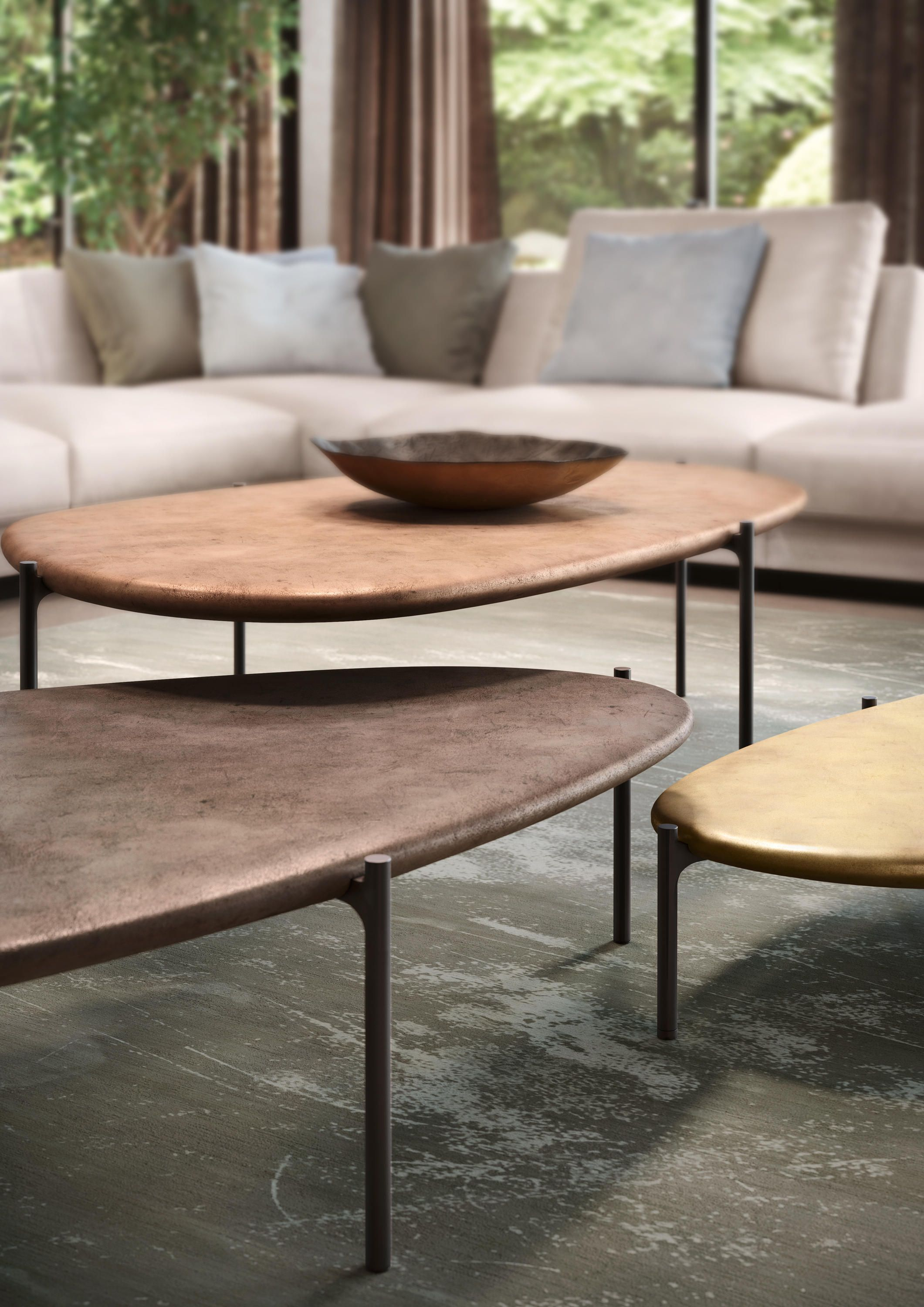 Ishino Table Coffee Tables From Walter Knoll Architonic In 2020 Knoll Coffee Table Coffee Table Table Top Design