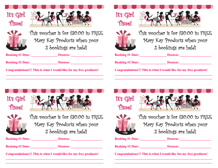 Mary kay flyers templates printable mary kay party for Mary kay invite templates
