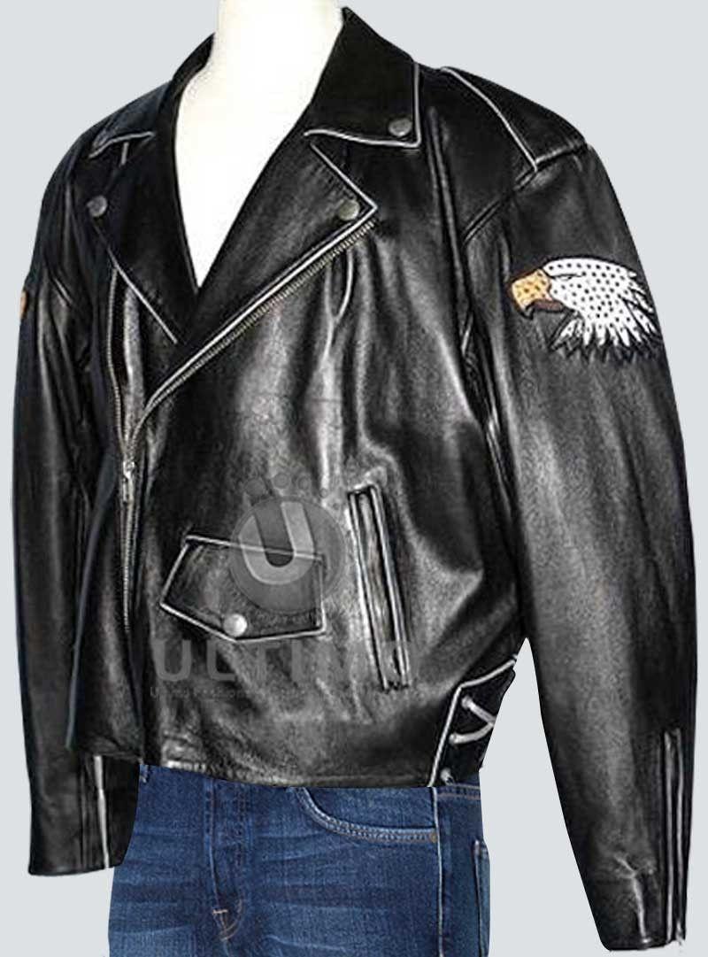 Eagle Usa Flag American Leather Jacket Leather Jacket Stylish Leather Jacket American Leather [ 1081 x 800 Pixel ]