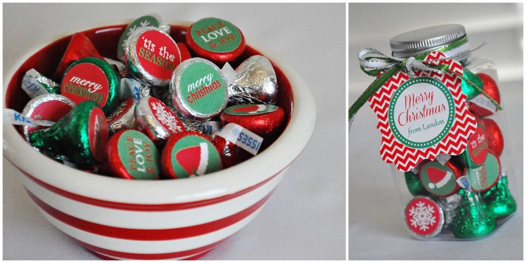 Hersheycandyjars for volunteers pinterest diy for Homemade christmas candy gift ideas