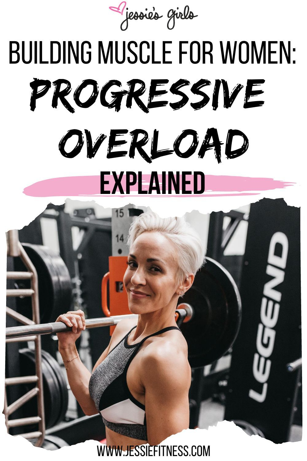How To Build Muscle for Women: Progressive Overload Explained
