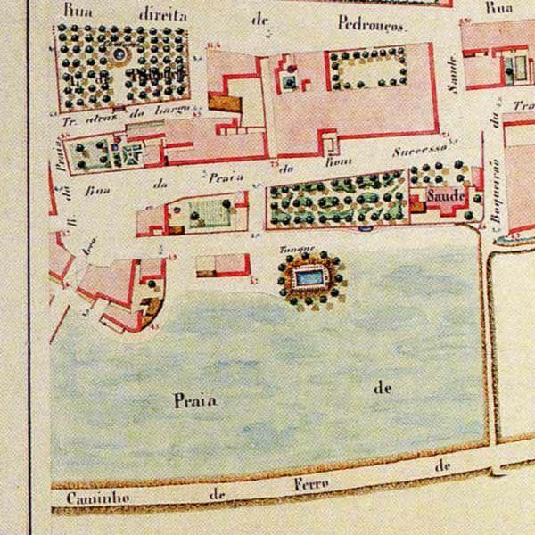 historia do desenho urbano de lisboa
