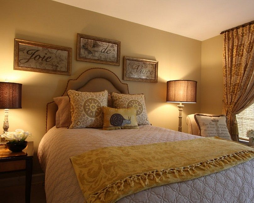 Cozy Country French Bedrooms On Bedroom With Bedroom
