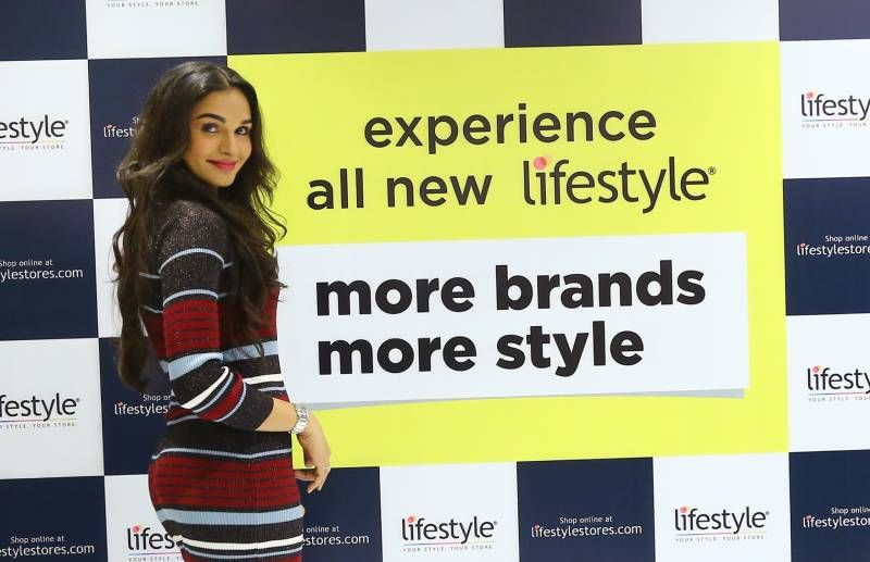 Actress Andrea Jeremiah Launches all New Lifestyle Store @ Express Avenue