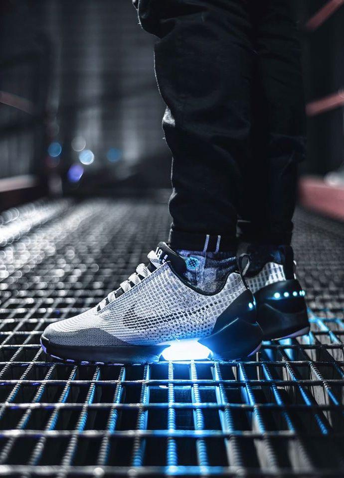 Nike HyperAdapt 1.0 - Grey - 2017 (by