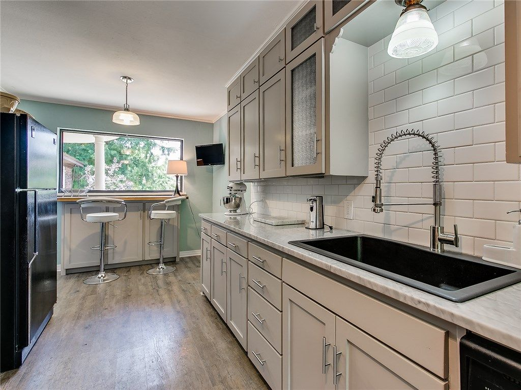 Look At This Kitchen Remodel In Oklahoma City