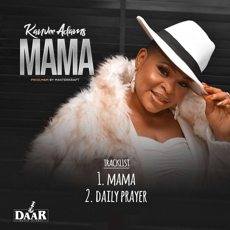 Kanvee Adams Mama (With images) Spiritual music, Daily