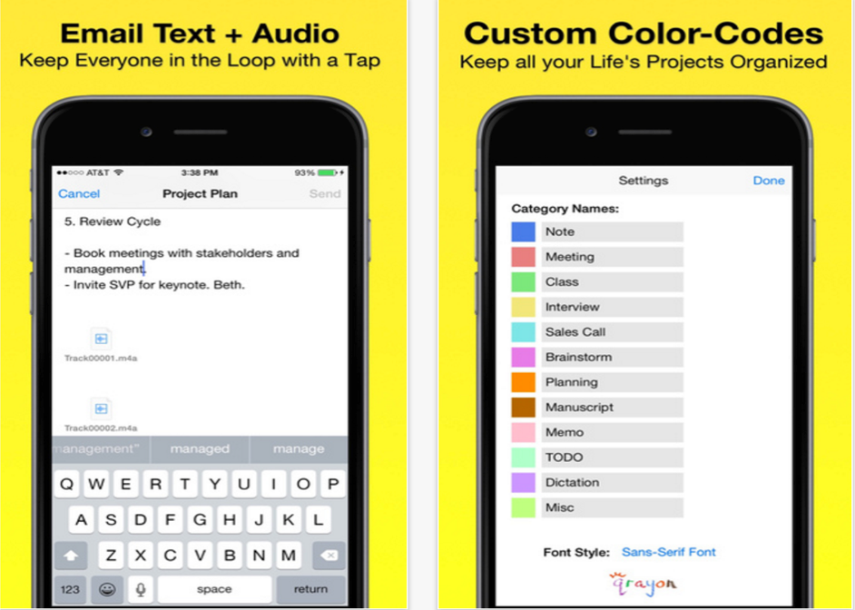 The Popular Audio Notebook App Is Free Today Grab It