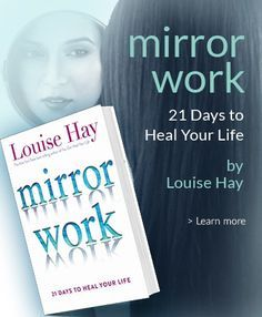Mirror Work Book by Louise Hay