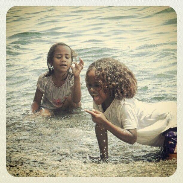 Solomon Islands Beach: Mamara Beach, Photo By Lomocrat