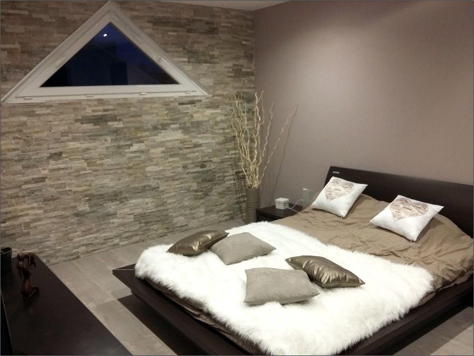 Deco Chambre A Coucher Moderne Couleur Marron In 2020 Interieur Deco Woonkamer