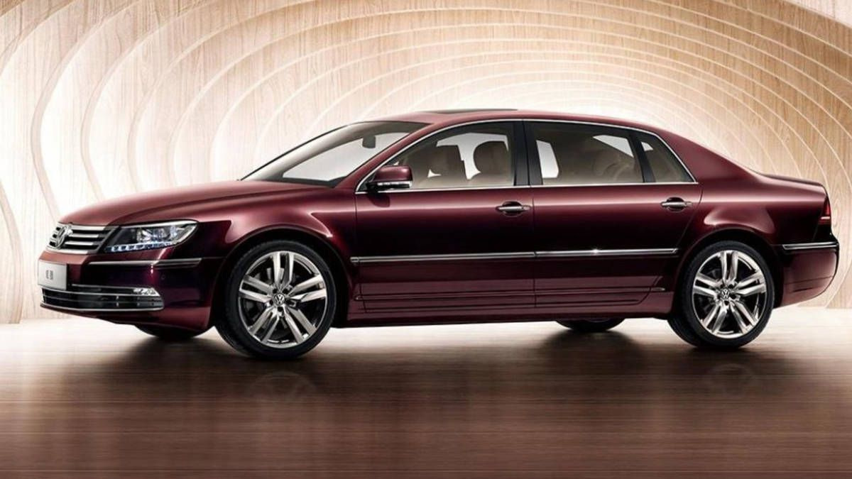 Vw Phaeton Production To End Related News The Phaeton Is Still In Production Hybride