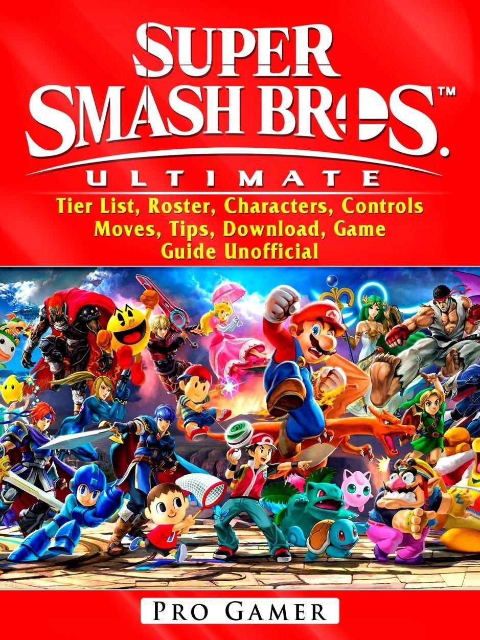 ?Super Smash Brothers Ultimate, Tier List, Roster