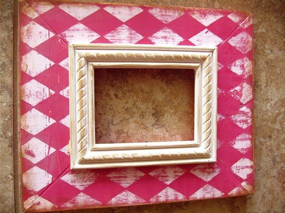 Seriously? Does anyone have DIY directions on distressed frames! I ...