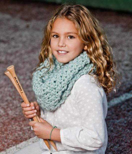 детский снуд спицами для девочки мальчика схемы вязания с