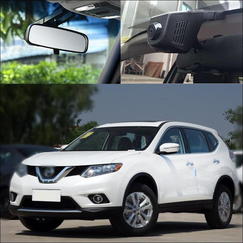64.20$  Watch here - http://aliq3y.shopchina.info/go.php?t=32666051164 - For Nissan X-Trail Car Wifi DVR Driving video recorder FHD 1080P Car Black Box WDR G-sensor Car Parking Camera 64.20$ #bestbuy