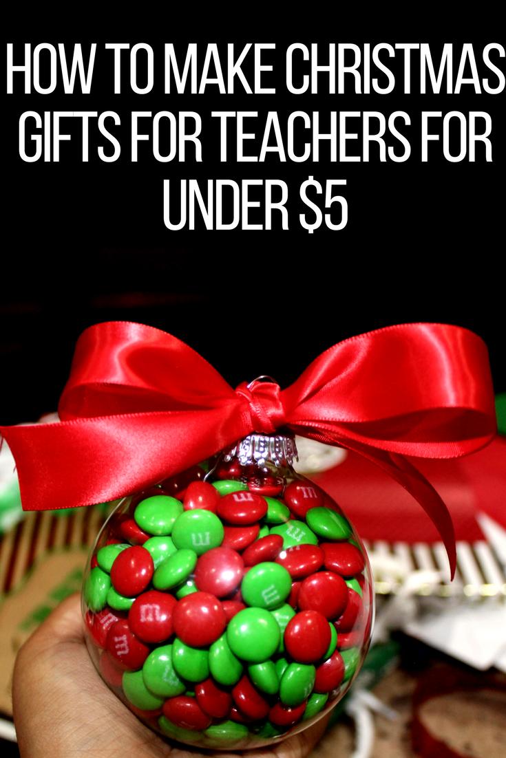 Christmas vacation gift idea