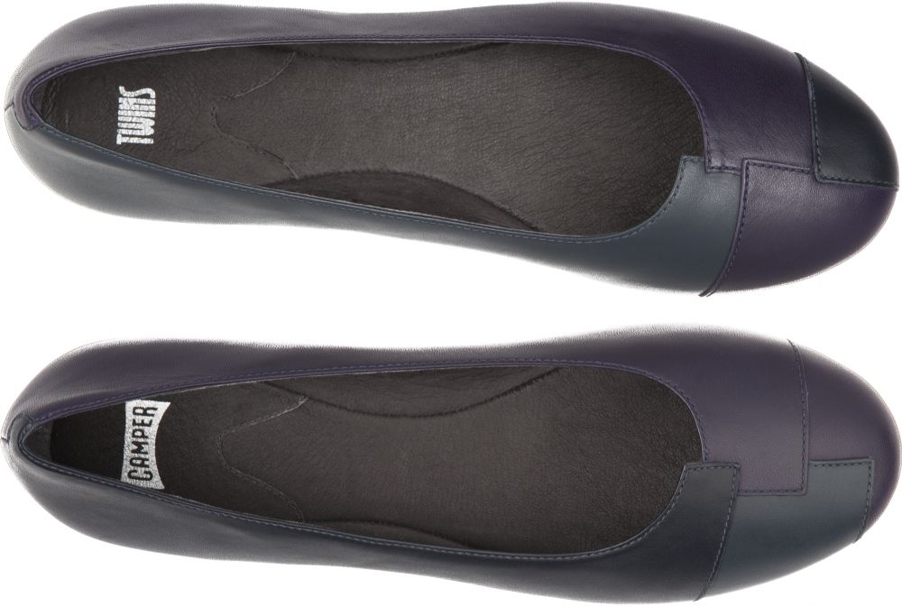 Camper Twins 22087-026 Zapatos planos Mujer. Tienda Oficial Online España