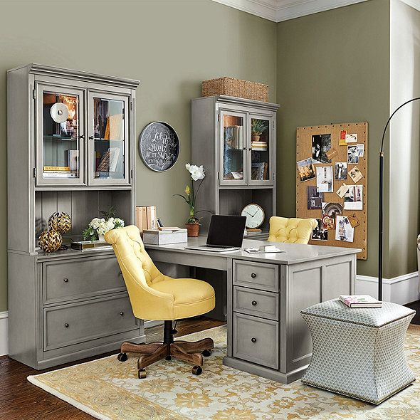 Home Office Design Ideas Tuscan Living Tuscan Return Office Group