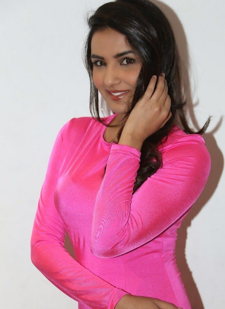 Actress Jasmine Latest Cute Hot Exclusive Pink Dress Spicy Photos ...