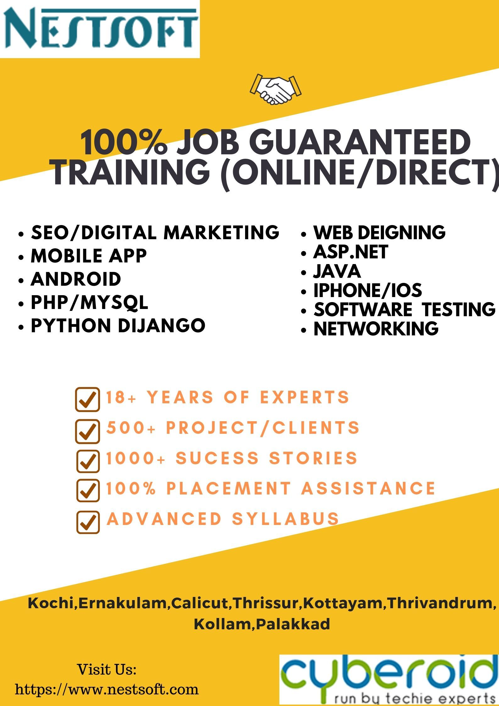 100 Software Training On All Software Courses Seo Digital Marketing Web Marketing Train