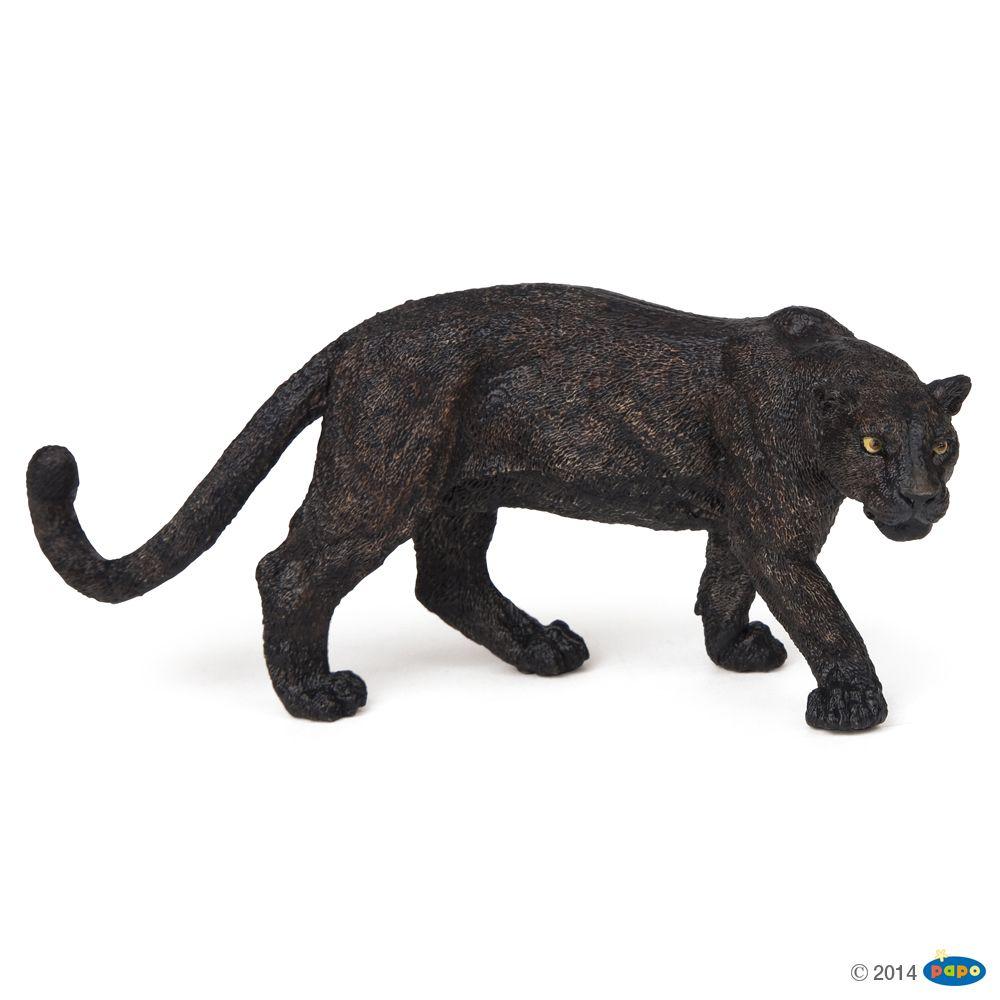Figurine Black jaguar - Figurines WILD ANIMAL KINGDOM | Harper\'s ...