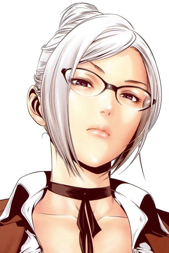 Shiraki Meiko Prison School Personagens de anime