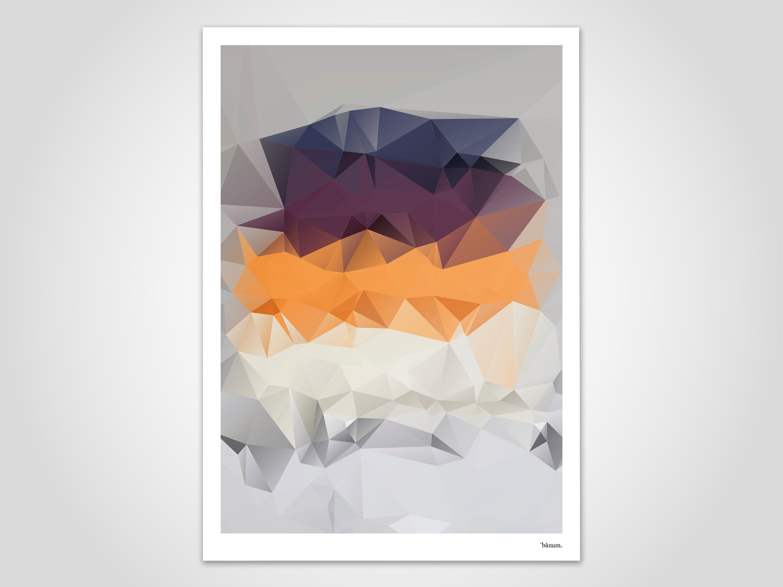 Ifa Moderne Poster Abstrakte Kunstdrucke Modern Kunst