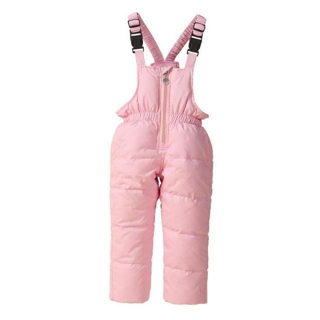 0289c105b Clearance Winter Girls Clothing Sets Ski Suit Boys Clothes Down Girl ...