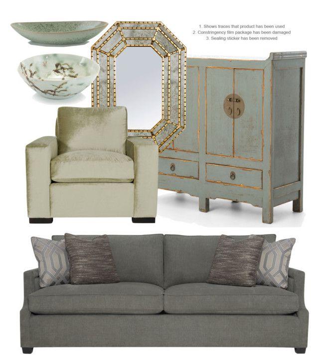 """LivingRoom Decor"" by kathykuohome ❤ liked on Polyvore featuring interior, interiors, interior design, дом, home decor, interior decorating, Sansha, Home, homedecor и homedesign"