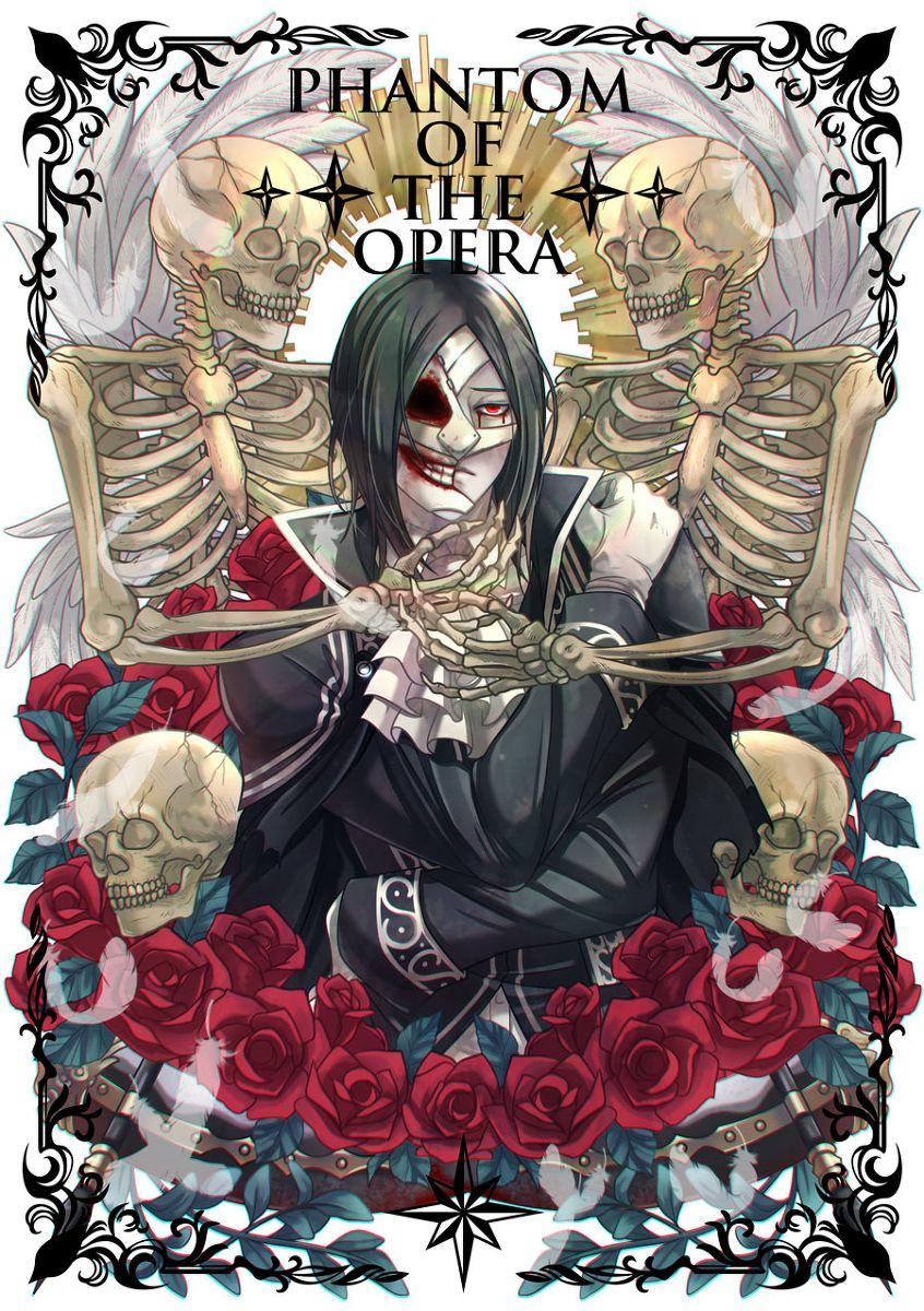 The Phantom Of Opera【Fate/Grand Order】 Phantom of the