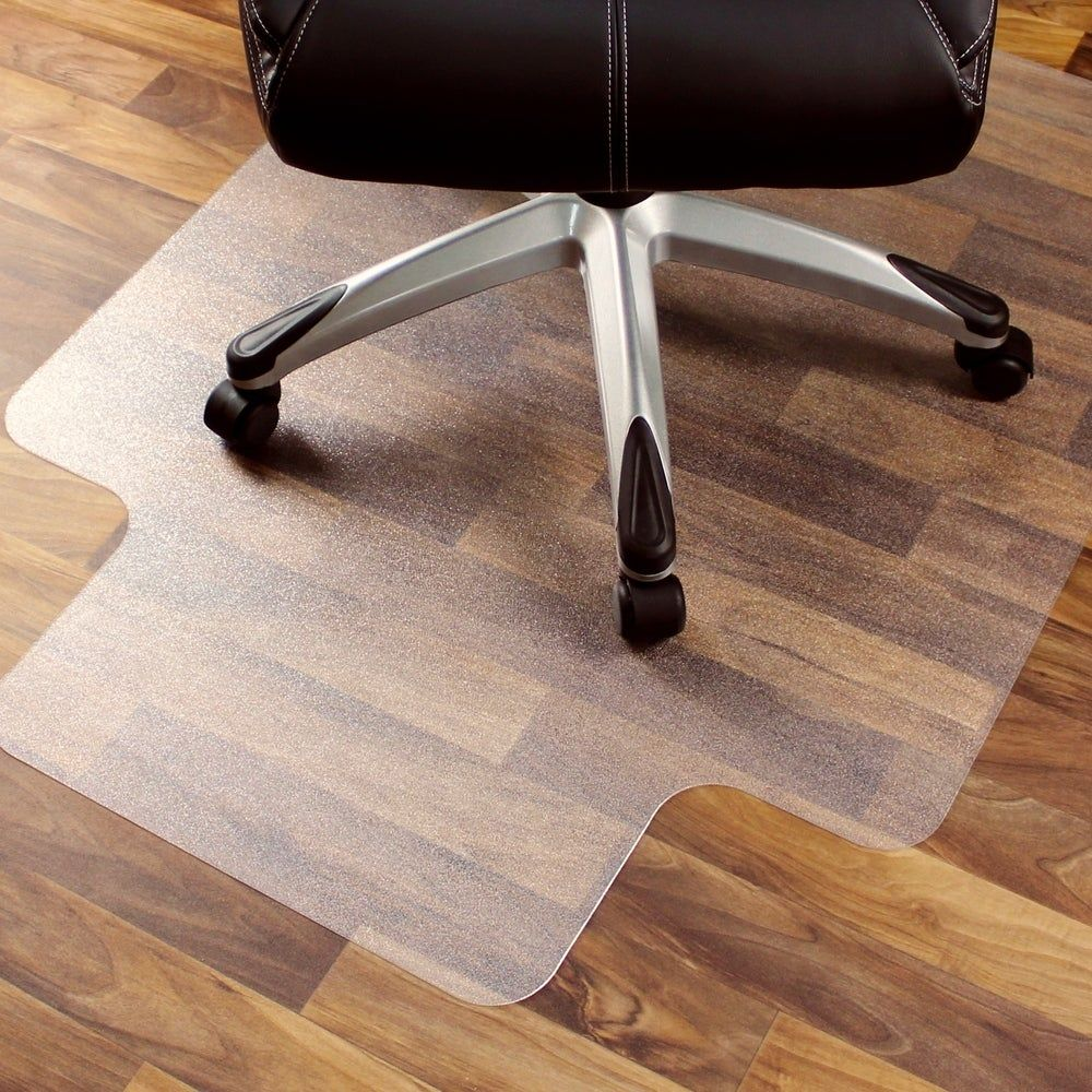 Ultimat Polycarbonate Lipped Chair Mat for Hard Floor 48