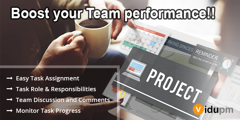 A Task Management Tool is efficient for the simplification of complex projects. With the need of the hour, #ViduPM #TaskManagementTool provides each type of information to deal with complex and straight forward tasks. Check out @ https://vidupm.com/task-management-tool.aspx