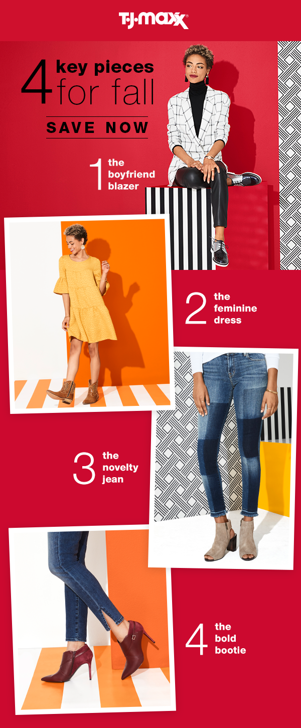 7a248aad6886 Find amazing savings on boots, dresses, denim & more, in store and online  at T.J.Maxx.